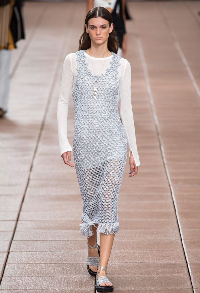 fish netting galore fashion trends